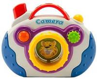 Музыкальная игрушка мини-камера, 8807-9N  /DM