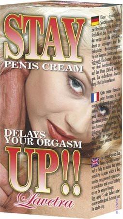 Крем удлиняет секс STAY UP увеличивает эрекцию