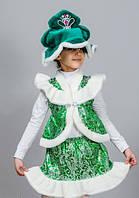 Карнавальный костюм Елочка