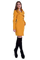 Женское качественное демисезонное пальто арт. Магия 5533