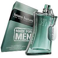 Мужская туалетная вода Bruno Banani Made for Men (Бруно Банани Мейд фо Мен)