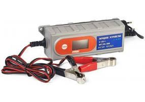 Зарядное устройство для автомобиля 1.0A/4.2A  6V/12V Miol 82-014