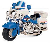 Игрушка мотоцикл полицейский Харлей, 8947  /DM