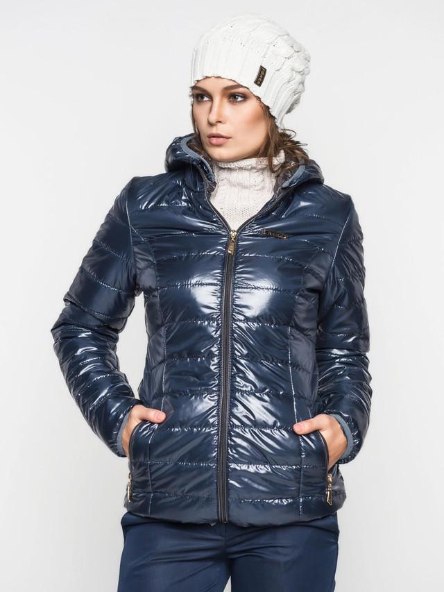 7e1d9f8fa30 Стильная женская куртка с карманами на молнии. Актуальная демисезонная  модель из плащевой водонепроницаемой ткани «Ferrary monkler»