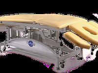 Стіл масажний з гідравлічним регулюванням висоти SM-H-L