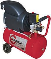 Компрессор 24л, 2HP, 1,5кВт, 220В, 8атм, 206 л/мин (PT-0010)