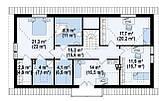 Проект Дома  № 4,17 СТРОИТЕЛЬСТВО Коттеджей, фото 7