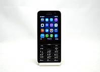 """Мобильный телефон Нокиа Asha  230 на 2 сим-карты Большой 2,8"""" экран"""