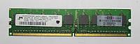 ОЗУ 512Mb DDR2 PC2-5300 667MHz Micron Intel/AMD