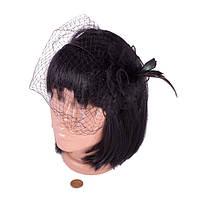 Обруч для волос с вуалью