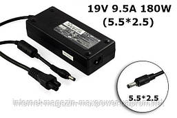 Блок питания Оригинальный для ноутбука Asus 19v 9.5a 180w (5.5*2.5) ADP-180NB-D