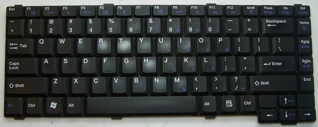 Клавиатура AEMA6TAU010 Gateway MX6700 KPI11327