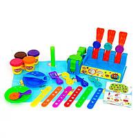Игровой набор теста для лепки Кухня