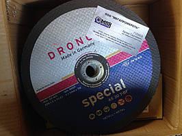 Диск отрезной по металлу (Dronco)
