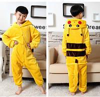 Кигуруми пикачу детская пижама kigurumi костюм рост 120  продажа ... 1e4d2ae3ec5d9