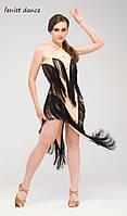 Платье для бальных танцев «Бриллиант» №285