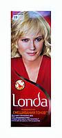 Стойкая крем-краска для волос Londa 19 Платиновый блондин