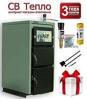Твердопаливний котел VART КС-Т-16 кВт (Варт)