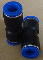 Соединитель пластиковых трубок (спасатель) Д-8, фото 1