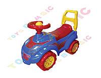 """Іграшка """"Автомобіль для прогулянок Спайдер ТехноК"""" арт. 3077"""