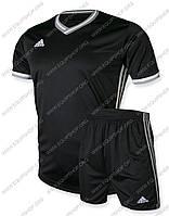 Футбольная форма Adidas Condivo16 черная