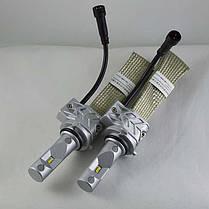 Комплект LED ламп в основные фонари серии G5S Цоколь НB4 (9006), 22W, 3600 Люмен/Комплект, фото 2