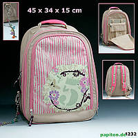 Розовый рюкзак Skup
