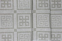 Ткань полульняная декоративная