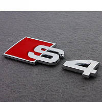 3D эмблема S4, фото 1