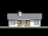 Строительство Дома из Пеноблока по проекту № 5,2 в Харькове. СТРОИТЕЛЬСТВО КОТТЕДЖЕЙ, фото 3