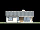 Строительство Дома из Пеноблока по проекту № 5,2 в Харькове. СТРОИТЕЛЬСТВО КОТТЕДЖЕЙ, фото 4