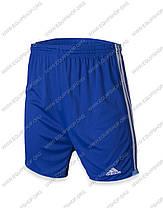 Футбольная форма Adidas Condivo16 голубо-т.синяя, фото 3