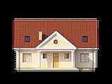 Проект Дома. Одноэтажный Дом на Три спальни в ХАРЬКОВЕ.№ 5,3, фото 4