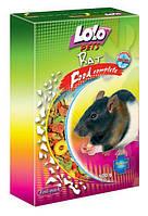 Lolo Pets Food Complete Rats Полнорационный корм для декоративных крыс - коробка