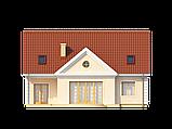 Проект Дома. Одноэтажный Дом на Три спальни в ХАРЬКОВЕ.№ 5,3, фото 5