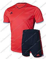 Футбольная форма Adidas Condivo16 оранжево-красная