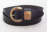 Женский кожаный ремень Calvin Klein Jeans , фото 4