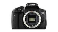 Фотокамера Canon EOS 750D Black Body