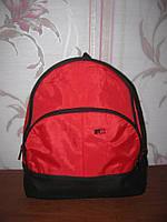 Рюкзак Sport Team красный с черным