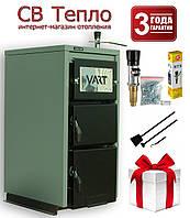 Твердопаливний котел VART КС-Т-20 кВт (Варт)