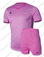 Футбольная форма Adidas Condivo16 розовая