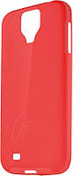 Чехол-накладка ITSkins ZERO.3 для Samsung Galaxy S4 GT-I9500 Red (SGS4-ZERO3-REDD)