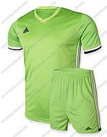 Футбольная форма Adidas Condivo16 салатовая