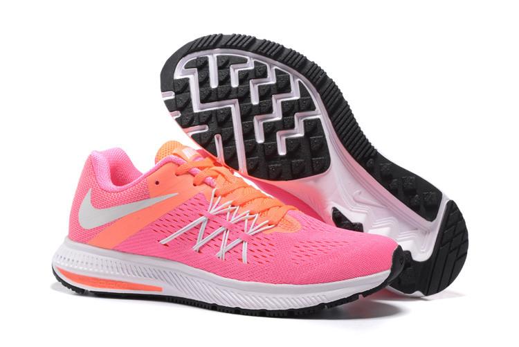 Кроссовки женские Nike Zoom Winflo 3 / WNF-037