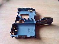Крышка +средняя часть  б/у  Samsung S750
