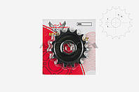 "Звезда трансмиссии (передняя)   на мотоцикл МИНСК   428-15T   ""DGH"""