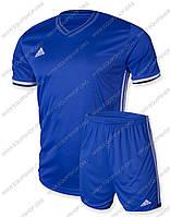 Футбольная форма Adidas Condivo16 сине-черная