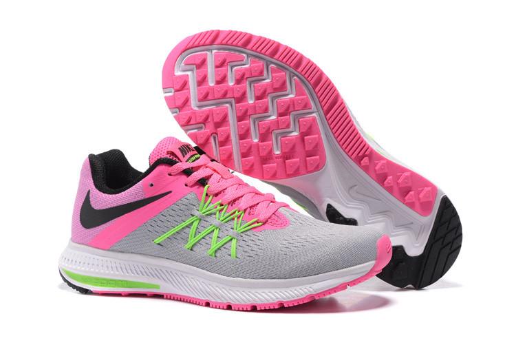 Кроссовки женские Nike Zoom Winflo 3 / WNF-039