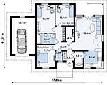 Строительство Дома по проекту № 5,7 , фото 3