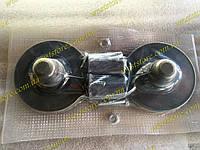 Комплект удлинителей подвески проставки Lanos Sens Ланос,Сенс Задней (2 резинки и 2 кубика), фото 1